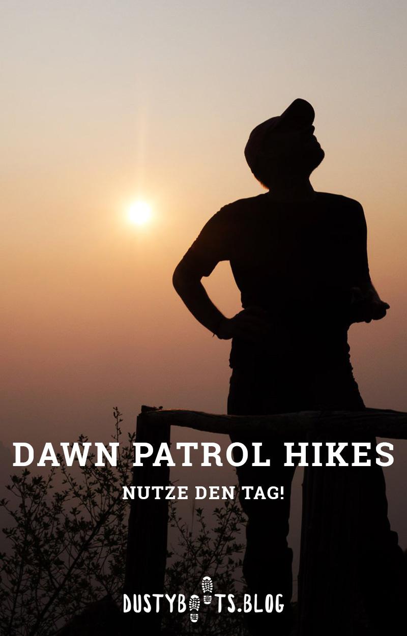 Dawn Patrol Hikes