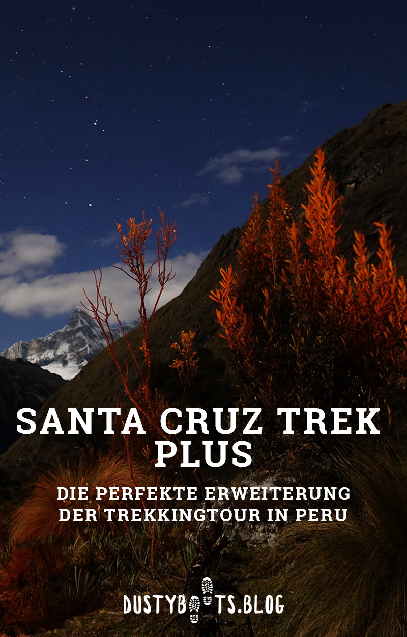 Santa Cruz Trek Plus