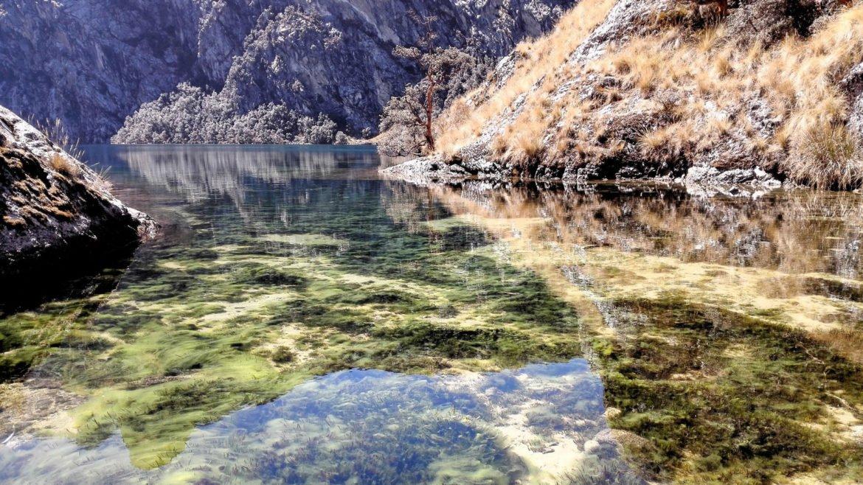 Laguna Churup Headerbild