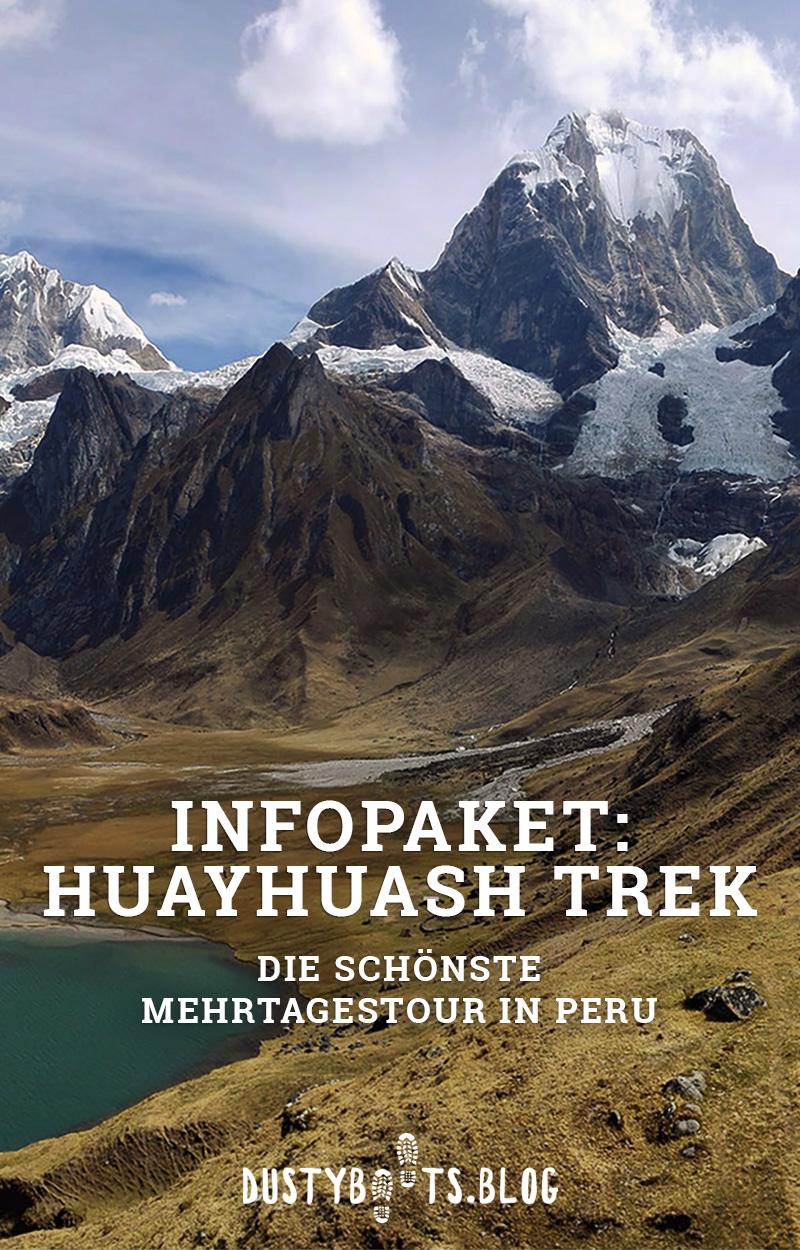 Infopaket Huayhuash Trek