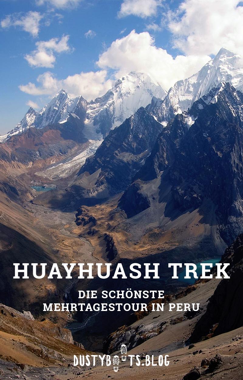 Huayhuash Trek