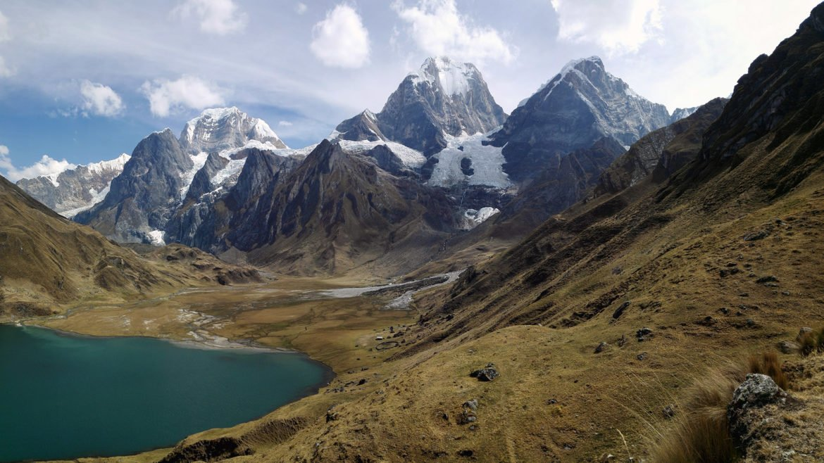 Huayhuash Trek header