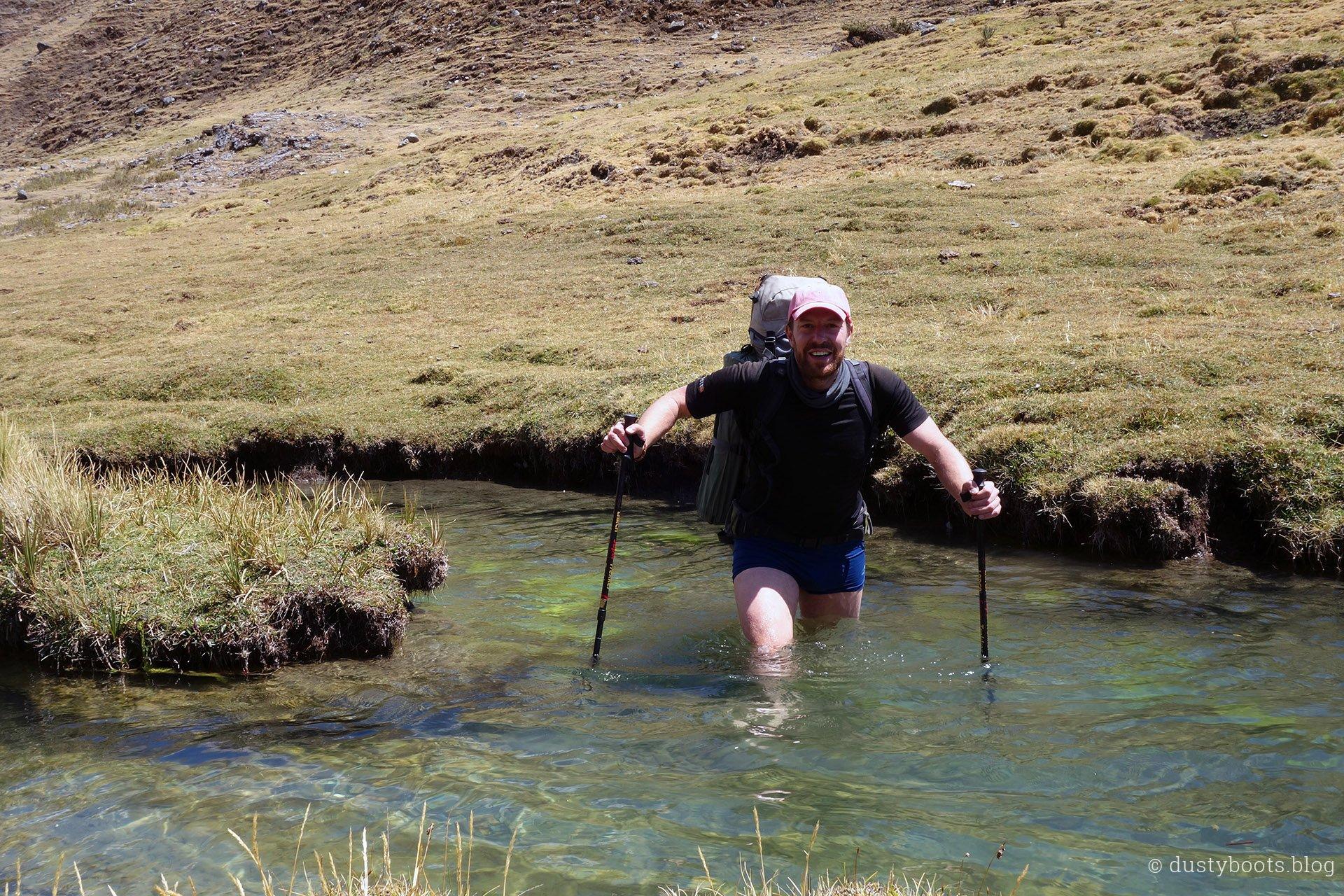 Tag 2: Erfrischung in der Laguna Mitococha