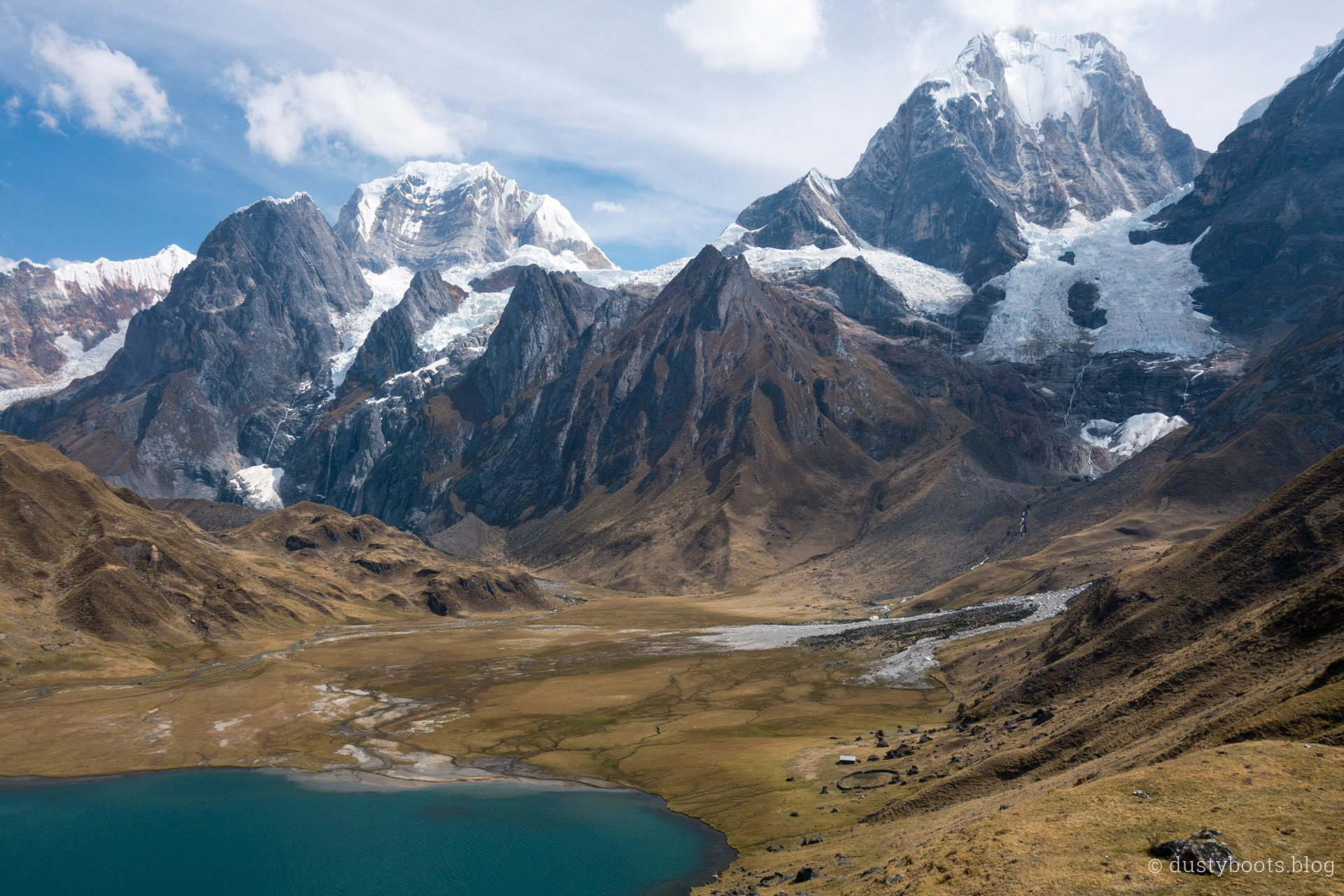 Tag 3: Abstieg zur Laguna Carhuacocha