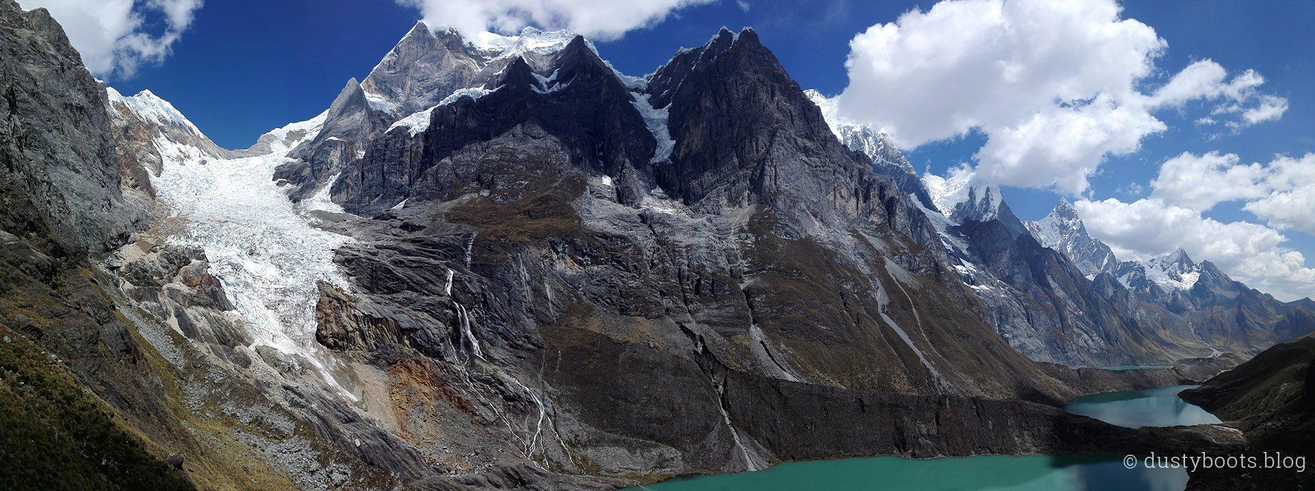 Tag 4: Das 3-Lagunen-Panorama mit Gangrajancacocha, Siulacocha und Quesillococha