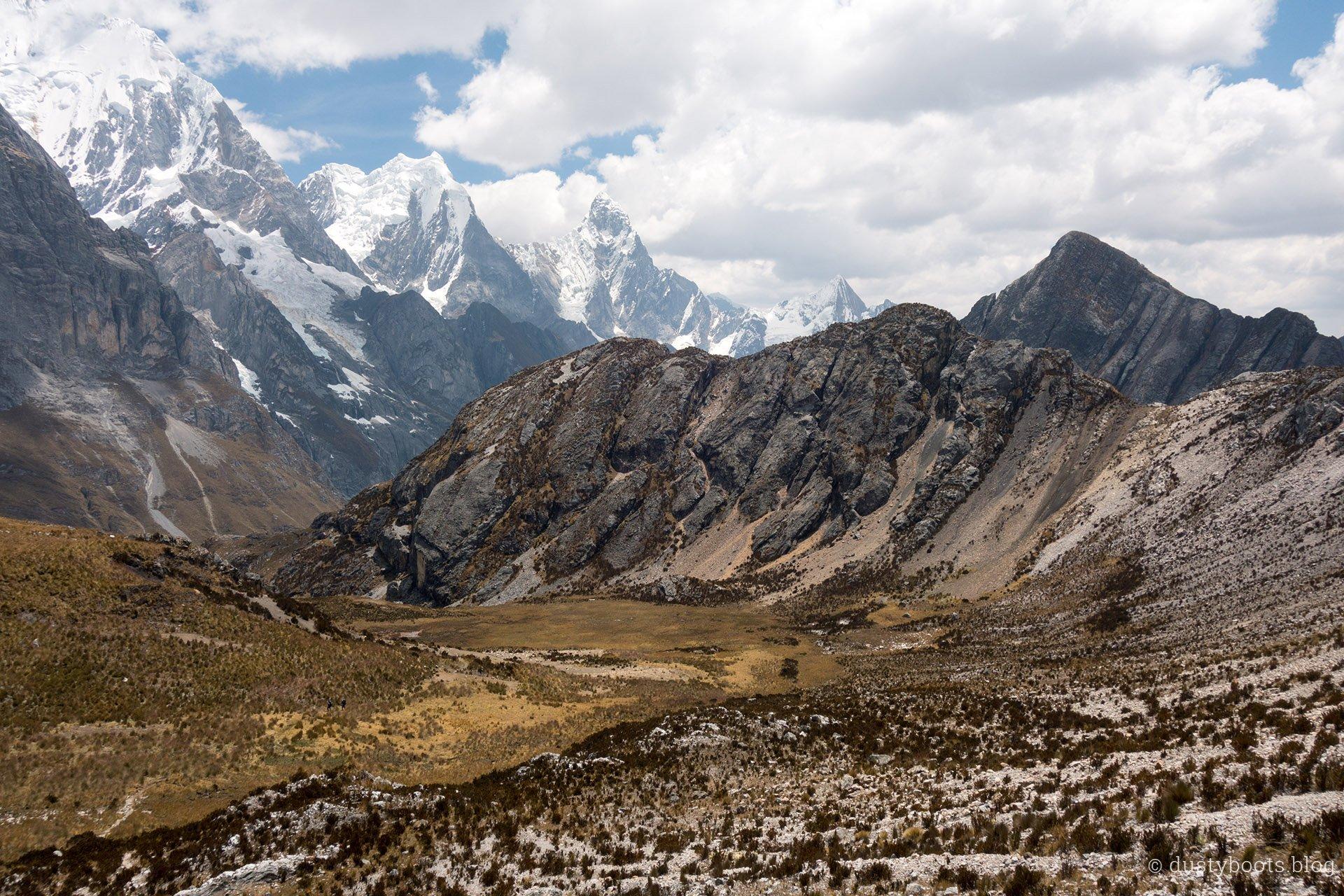 Tag 4: Aufstieg zum Siula Pass