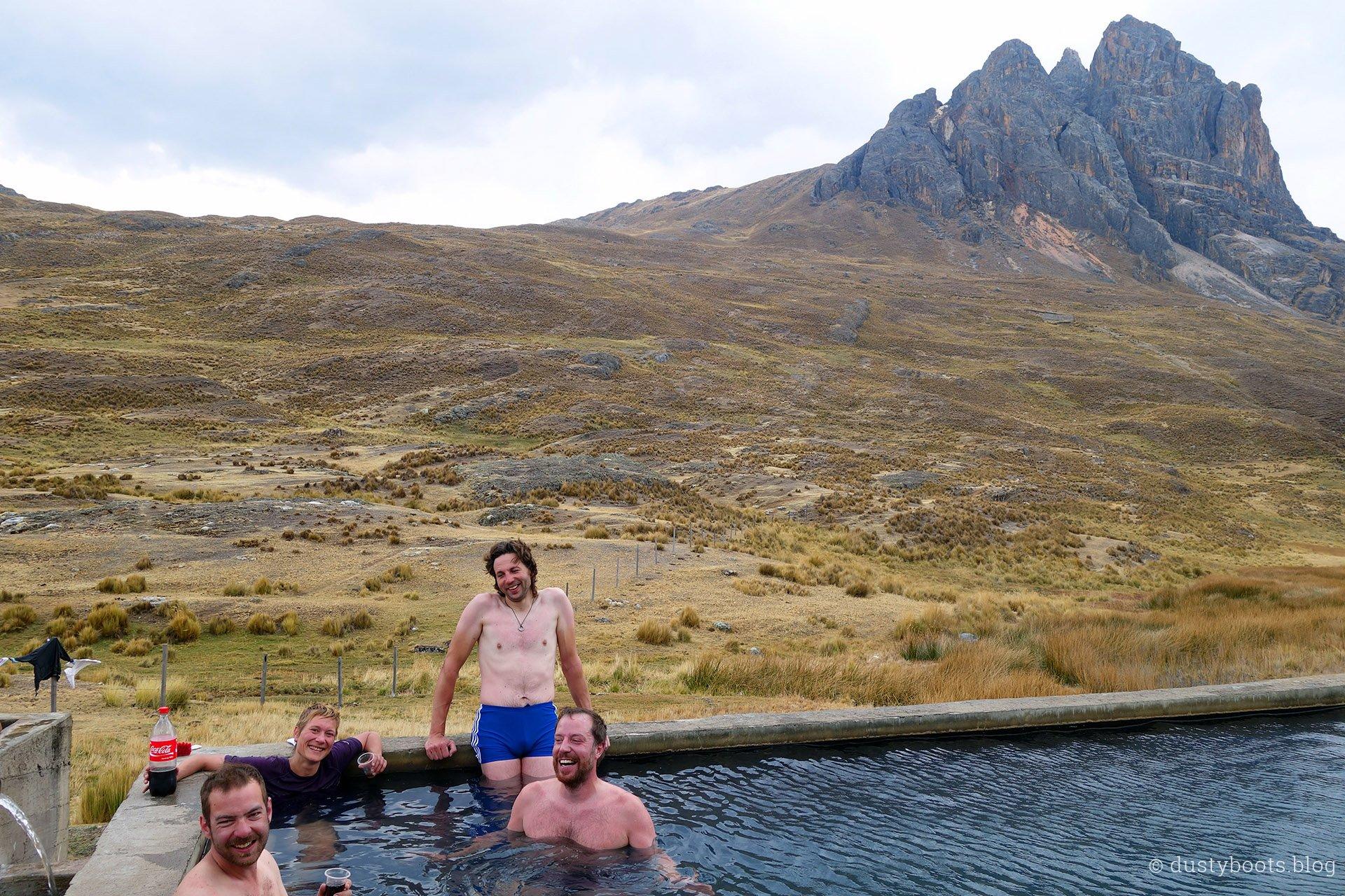 Tag 5: Das tollste Bad der Welt auf 4.410m in den Aguas Termales Atuscancha