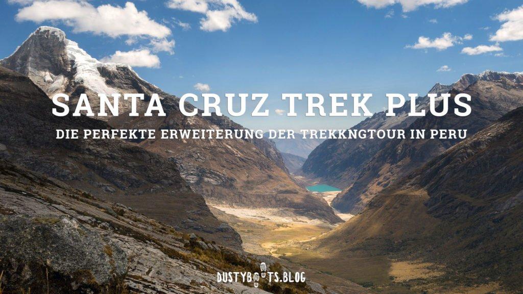Santa Cruz Trek Plus