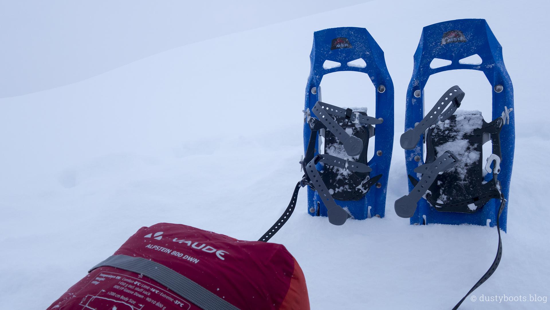 Alpstein 800 Schneeschuhe