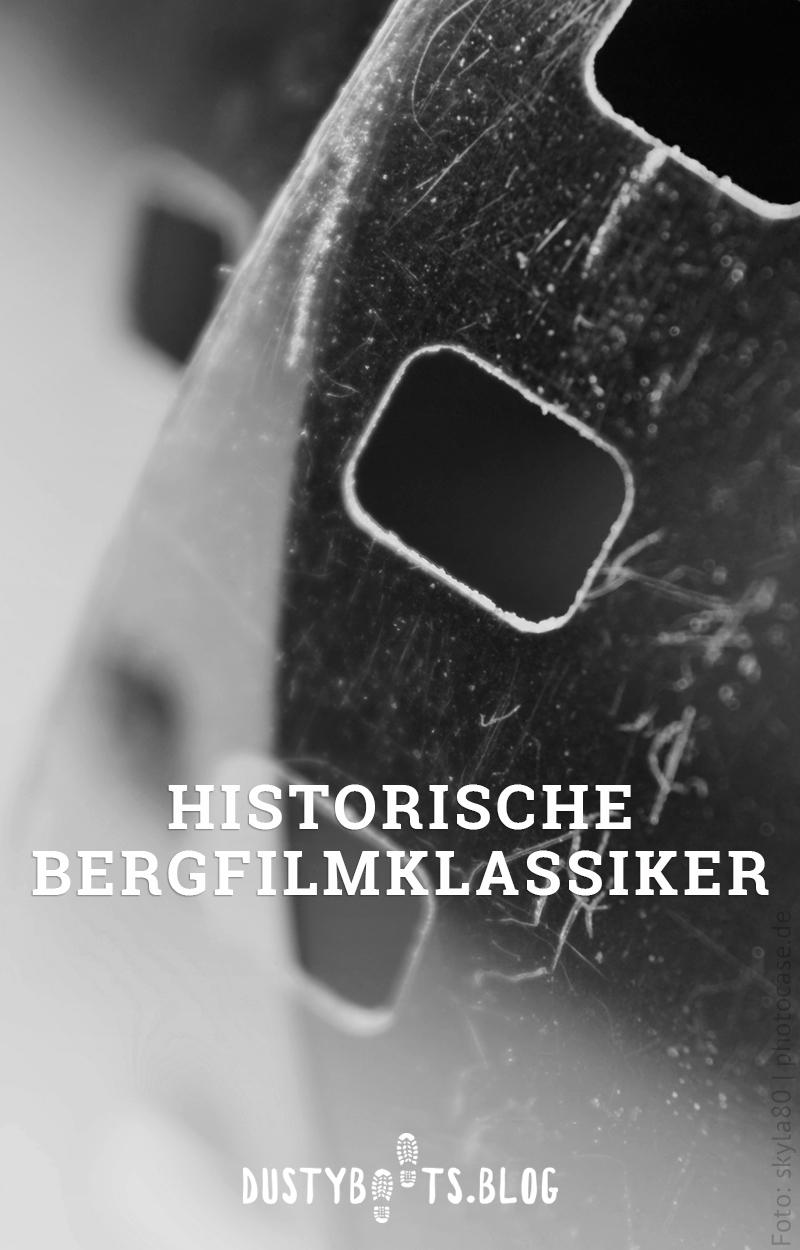 Historische Bergfilmklassiker