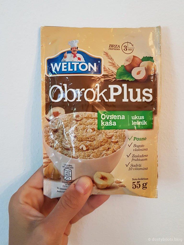 obrok plus frühstück